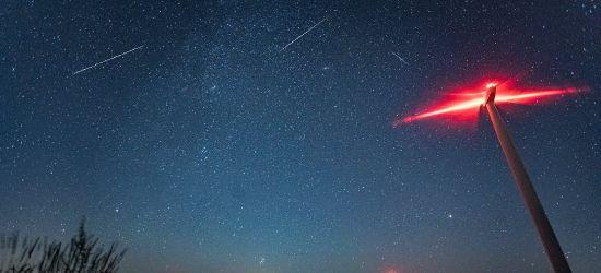 """Noc """"spadających gwiazd""""! Zobacz wyjątkowe ZDJĘCIA"""