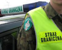 REGION: Znieważył pogranicznika na służbie. Pijanego wyprowadzono w kajdankach, grozi mu nawet rok więzienia