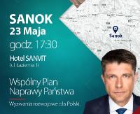 DZISIAJ: Spotkanie z Ryszardem Petru. Polityk chce rozmawiać o problemach regionu i sprawach krajowych
