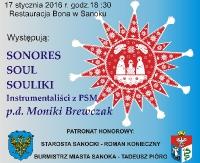 NASZ PATRONAT. SANOK: Wspólne kolędowanie – koncert charytatywny w hotelu Bona
