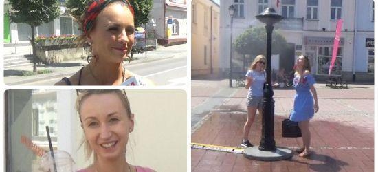 SONDA: Co zrobić, by nie zwariować w upał? (VIDEO)