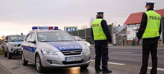 SANOK: Stłuczka na Krakowskiej. Mężczyzna stracił prawo jazdy