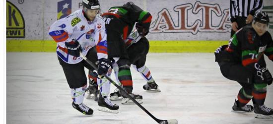 Burmistrz Tadeusz Pióro spotkał się z sanockimi hokeistami