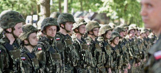 Podkarpacie zwiększa siłę obronną. Nowi żołnierze w strukturach WOT (ZDJĘCIA)