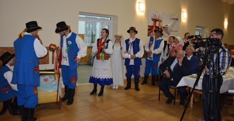 GMINA SANOK: Strachocka biesiada weselna i tradycyjne jadło (FOTO)