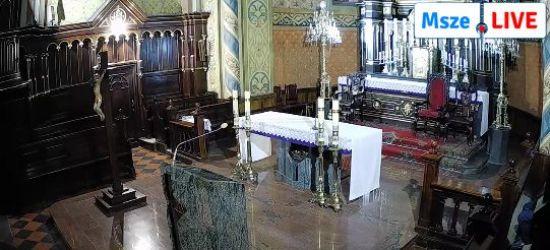 Niedzielne msze święte. VIDEO NA ŻYWO