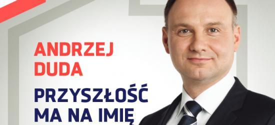 W Sanoku wygrał Andrzej Duda. Frekwencja niższa od średniej krajowej