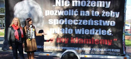 Europoseł Łukacijewska i poseł Frydrych w Sanoku (VIDEO, FOTO)