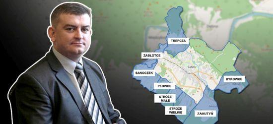 """""""Sanokowi przybędą nowe dzielnice, ale budżet tak wiele się nie zwiększy"""" (WYWIAD)"""