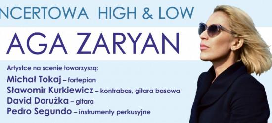 Aga Zaryan w Sanoku! Zdobądź bilety!