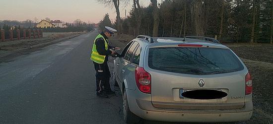 Uwaga kierowcy! Podczas świąt wzmożone kontrole policyjne