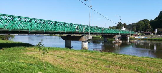 Będzie nowy most na Sanie? Burmistrz milczy