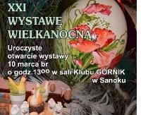 DZISIAJ: Wielkanoc tuż, tuż… Wystawa w Górniku (FILM)