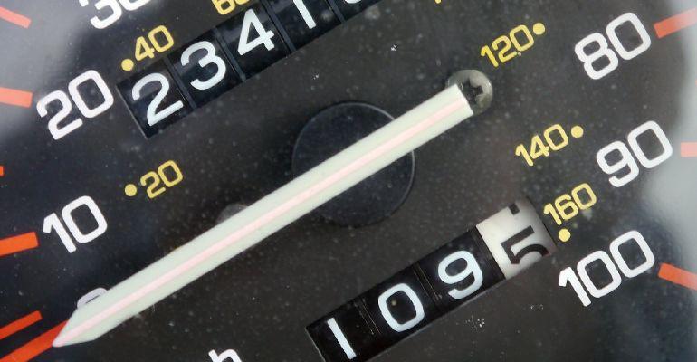 """Przekręcony licznik. """"Zniknęło"""" blisko 170 tys. km"""