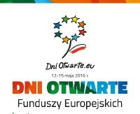 GMINA ZARSZYN: Dni Otwarte Funduszy Europejskich