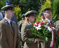 """""""To już 77 rocznica brutalnej agresji niemieckiej"""" – oddano cześć bohaterom Września '39 (ZDJĘCIA)"""