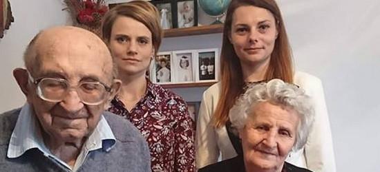 70 lat razem! Taki piękny jubileusz obchodziło małżeństwo z Zarszyna