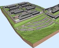 SANOK: Miasto przekazało działkę o powierzchni 11.52 ha dla więziennictwa (FILM, ZDJĘCIA)