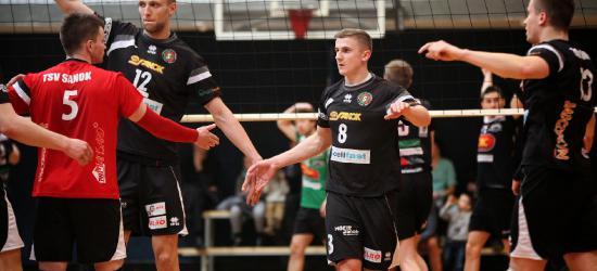 AKTUALIZACJA: Sanoczanie pokonują Volley Rybnik 3:0 i są o krok od wymarzonego finału. Katowice pokazały siłę (FILM, RETRANSMISJE)