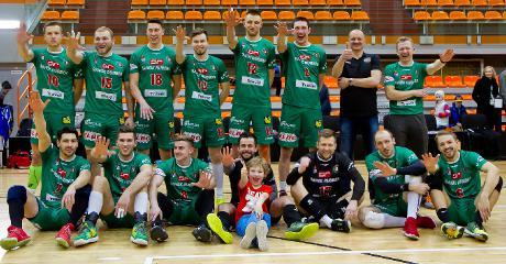 OFICJALNIE: Siatkarze TSV zakończyli sezon. 5. miejsce beniaminka!