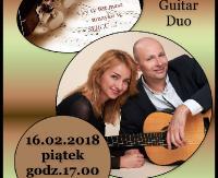 SANOK: Gitarowe wariacje. Kupiński Guitar Duo w sanockiej PSM