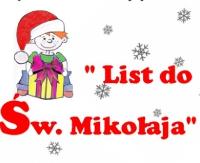 Napisz najpiękniejszy list do Świętego Mikołaja. Na zwycięzców czekają nagrody!