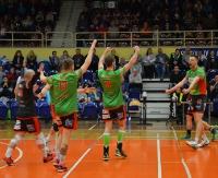 TSV Mansard TransGaz-Travel Sanok w I lidze!