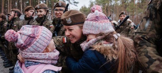 """Kolejni """"terytorialsi"""" zaprzysiężeni. Do WOT dołączyło 90 żołnierzy (ZDJĘCIA)"""