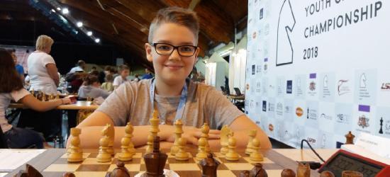 Sanoczanin na Mistrzostwach Europy Juniorów w szachach (FOTO)