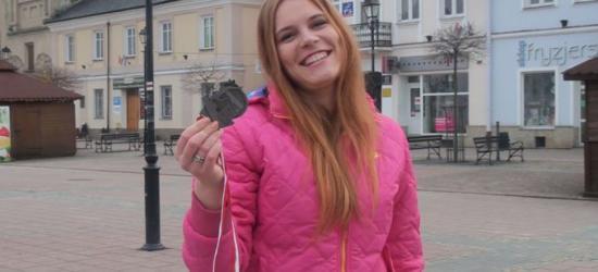 Wyskakała srebro! Angelika Faka wicemistrzynią Polski w skoku w dal (FILM)