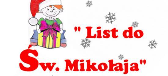 Listy do Świętego Mikołaja. Napisz najlepszy i zdobądź nagrody