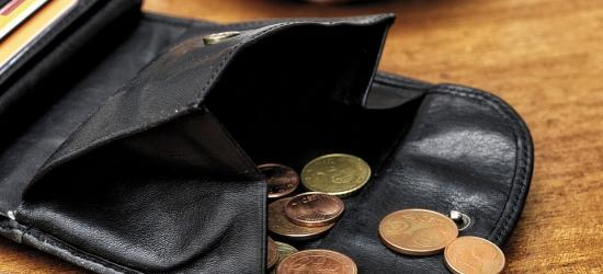 UWAGA! Znaleziono portfel z pewną sumą pieniędzy
