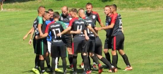 Wygrana Osławy z Wiki. Piłkarze z Zagórza wiceliderem (VIDEO)