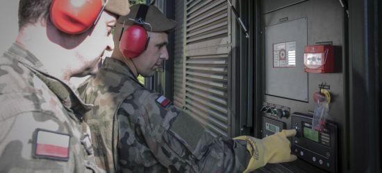 Terytorialsi zasilili w energię Zagórz i Ustrzyki Dolne (FOTO)