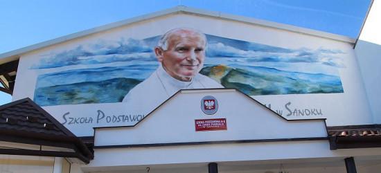 Mural Jana Pawła II gotowy! Dziś 40. rocznica wyboru Papieża Polaka (VIDEO, FOTO)