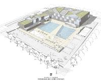 MOSIR SANOK: Zobacz pierwsze wizualizacje Centrum Rehabilitacji i Sportu