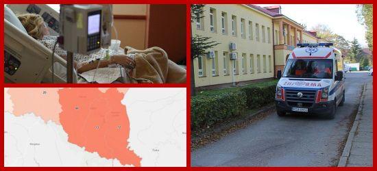 SANOK: W szpitalu brak wolnych łóżek! Opracowany system przekazywania pacjentów