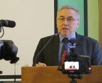 O cenach wody i ścieków, inwestycjach w mieście i wykluczeniu cyfrowym w sprawozdaniu burmistrza (FILM, ZDJĘCIA)