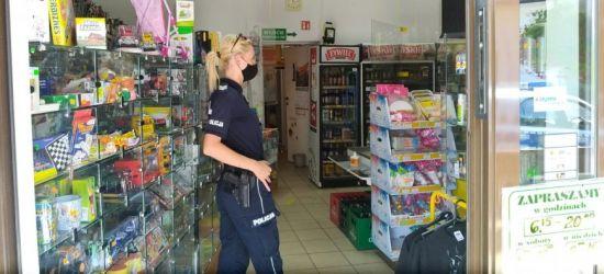 SANOK. Policja kontroluje sklepy z alkoholem. Co konkretnie?