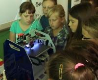 ZAGÓRZ24.PL: Uczniowie SP w Tarnawie Dolnej projektowali trójwymiarowe modele (ZDJĘCIA)