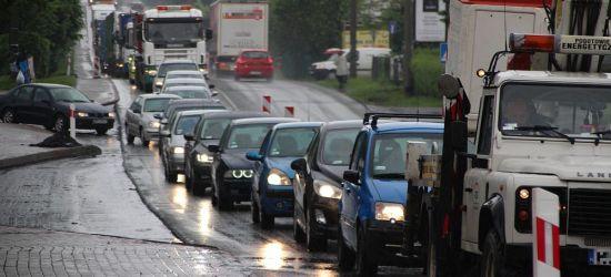 REMONTY=KORKI: Kierowcy muszą uzbroić się w cierpliwość (FOTO)