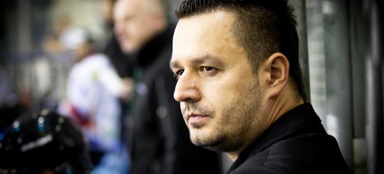 """Maciej Bilański: """"Skupiamy się na każdym kolejnym meczu i walczymy do końca"""" (WYWIAD)"""