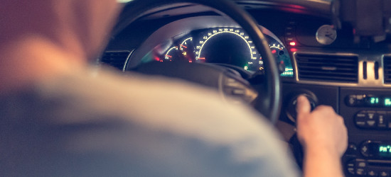 BRZOZÓW: Pijany 23-latek kierował samochodem w sylwestra