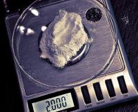 Zatrzymani za posiadanie narkotyków. 20 latek z amfetaminą