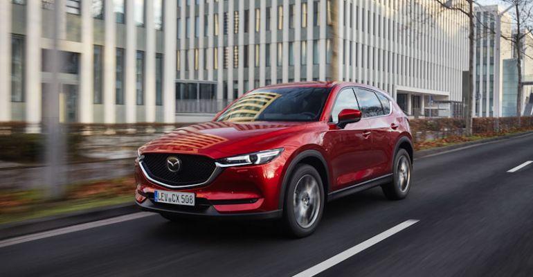 Mazda CX-5 przoduje w teście wytrzymałościowym na 100 000 kilometrów