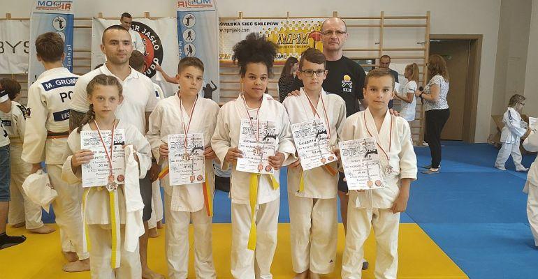 Waleczne młode pantery! Zawodnicy z Sanoka z sukcesami! (FOTO)
