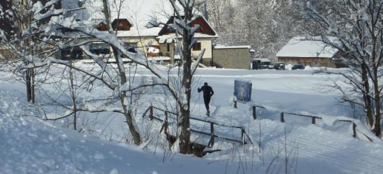 Zima w Bieszczadach. Bezpieczny wypoczynek