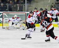 HOKEJ: W sobotę kolejne hokejowe emocje w Arenie Sanok. Apel stowarzyszenia kibiców