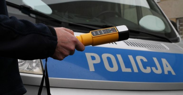 REGION: Pijany kierowca wjechał do rowu