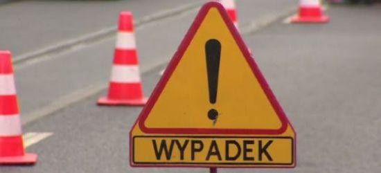 PODKARPACIE: Zderzenie dwóch pojazdów. Nie żyje 25-letni kierowca
